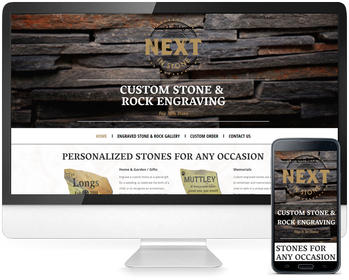 Canyon website design in Amarillo, TX